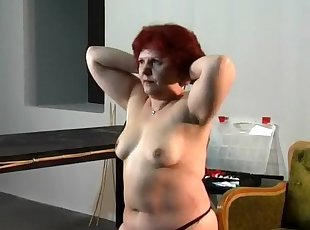 Incredible amateur Grannies, Solo Girl adult scene