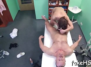 Naughty doctor wants to fuck around