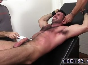 Men with big hairy muscle legs gay Gorgeous hairy man Billy Santoro finished up in the