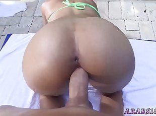 Young arab girl xxx My very first Creampie