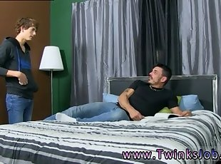 Gay boys mens anal fuck video porno xxx Giovanni is late for dinner with his hunky muscle