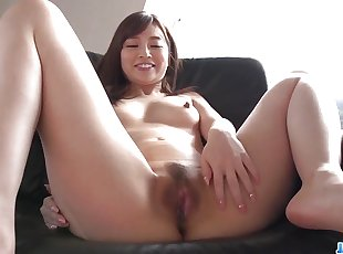 Saya Niiyama plays naughty with cock in complete XXX