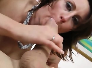 Classy British Mature Swallows Cum SNAPCHAT - BAMBI18XX