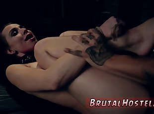Caged slave handjob bdsm female dom xxx Best pals Aidra