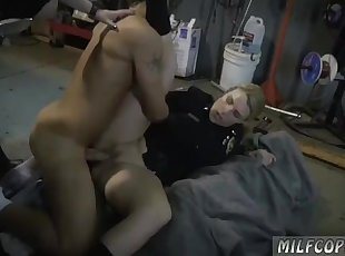 Milf seduces blonde wants facial Chop Shop