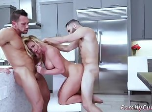Milf aunt fucks nephew first time Army Boy