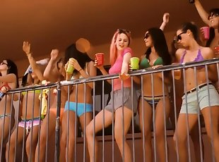 Spring Breakers (2013) Ashley Benson and Vanessa Hudgens