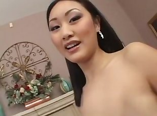 Exotic pornstar Evelyn Lin in fabulous cumshots, anal adult scene