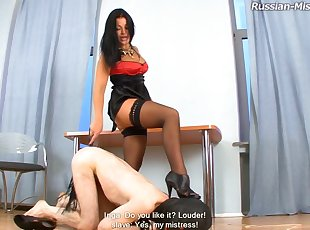 Russian-Mistress Video: Sofiya