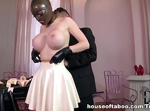 HouseOfTaboo Video: Two Roles For Lucy