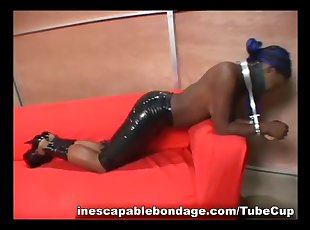 InescapableBondage Video: Left to Squirm