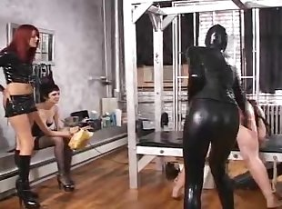Miss LeMonde and Domina Sade:)