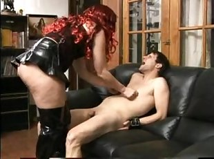 screwed by his domina