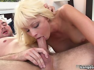 Rikki Six Takes Dick From Mirko!