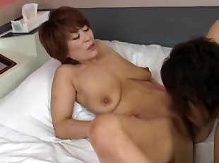 Hottest Japanese floosie in the air Astonishing JAV Uncensored, Blowjob JAV glaze