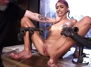 Spectacular girls rain plus anal far BDSM